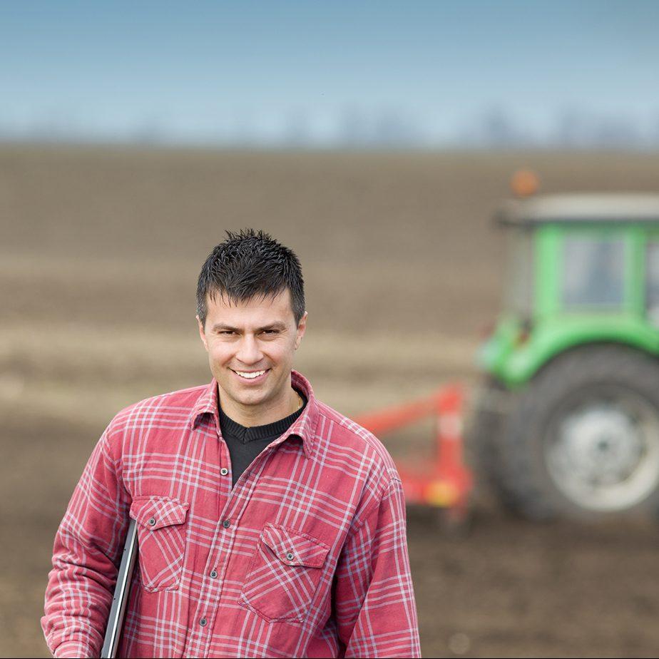 Bønder er gode på teknologi