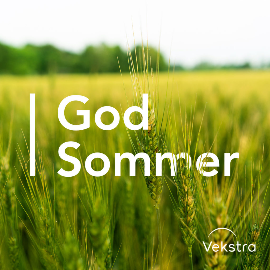 God sommer fra Vekstra