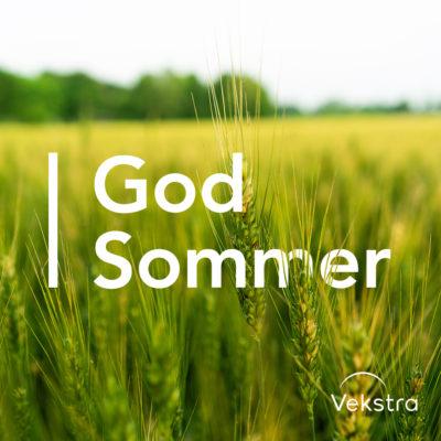 God sommer til alle våre kunder og samarbeidspartnere