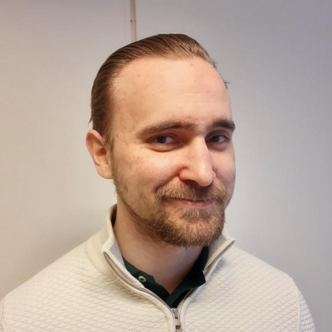 Jakob Schriwer Engen, regnskapsfører hos Vekstra Ringsaker SA