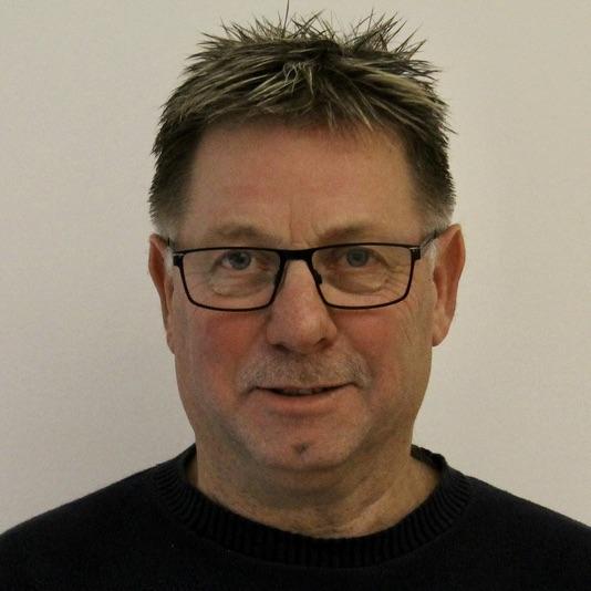 John Magnar, autorisert regnskapsfører hos Vekstra Hardanger og Voss AS