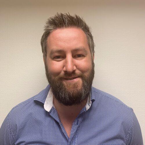 Mathias, daglig leder hos Hedemarken Regnskap AS